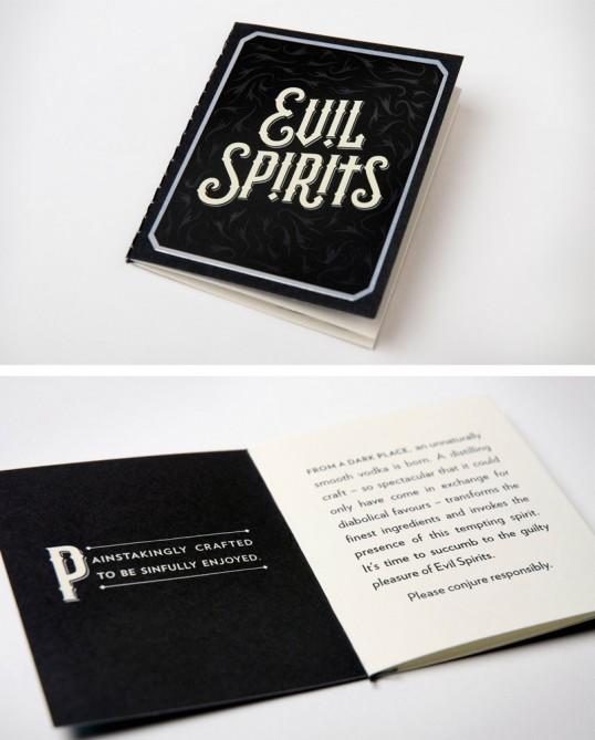 Evil Spirits Vodka 3 - Evil Spirits Vodka, una combinación perfecta de alcohol y Ouija para atraer el mal