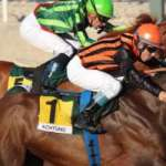 """""""Achtung"""", el caballo que consiguió la victoria con la fuerza del más allá"""