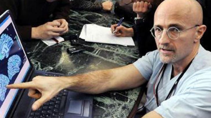 Doctor Sergio Canavero - Un neurocirujano italiano afirma que el trasplante de cabeza humana es posible