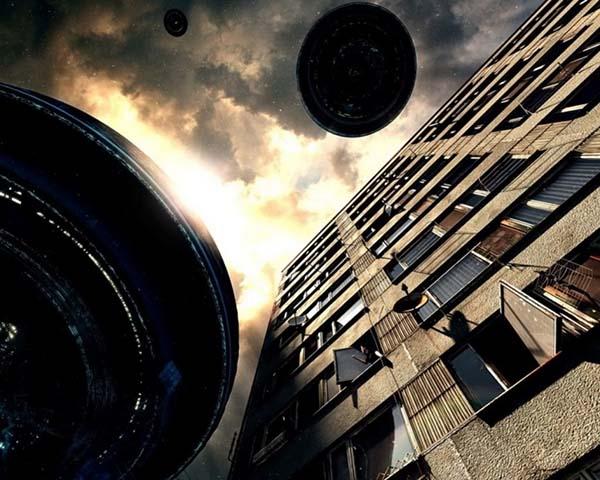 Falsa invasion extraterrestre - Edward Snowden revela documentos clasificados OVNI
