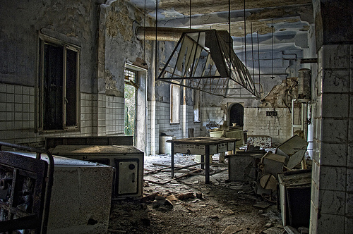 Hospital psiquiatrico de Poveglia - La isla maldita de Poveglia