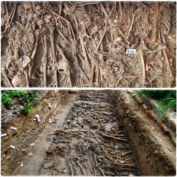 Los cadaveres de Poveglia - La isla maldita de Poveglia