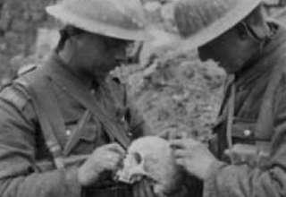 Primera Guerra Mundial fenomenos paranormales 320x220 - Historiador canadiense afirma que soldados de la Primera Guerra Mundial fueron testigos de fenómenos paranormales