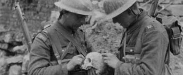 Primera Guerra Mundial fenomenos paranormales - Historiador canadiense afirma que soldados de la Primera Guerra Mundial fueron testigos de fenómenos paranormales
