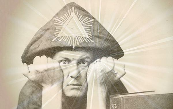 """Aleister Crowley la leyenda del mago negro - Aleister Crowley, la leyenda del """"mago negro"""""""
