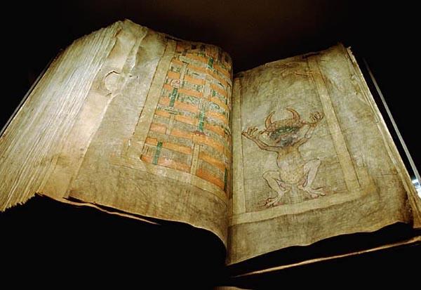Codex Gigas La Biblia del Diablo La historia oculta del Codex Gigas, La Biblia del Diablo