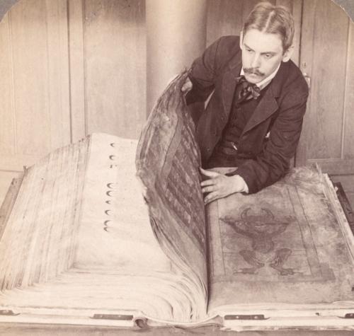 Codex Gigas La historia oculta del Codex Gigas, La Biblia del Diablo
