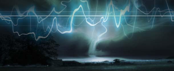 Extranos sonidos en el cielo - Extraños sonidos en el cielo estremecen una ciudad de Canadá