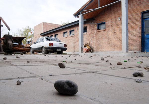 Fenomeno lluvias de piedras - Lluvias de piedras, un desconcertante e inexplicable fenómeno