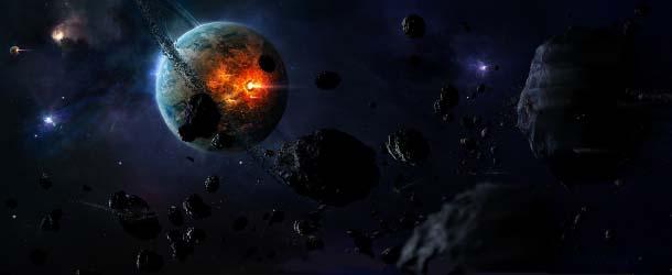 Meteorito de Chelyabinsk - El meteorito de Chelyabinsk podría formar parte de otros asteroides que amenazan la Tierra