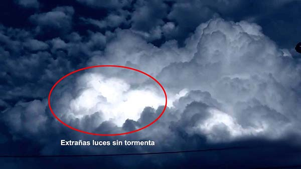 Misteriosa nube en Belgica - Extraña nube en Bélgica, ¿fenómeno ovni o anomalía atmosférica?
