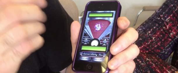 Spirit Story Box comunicacion con los fantasmas - Spirit Story Box, la aplicación para iPhone que te permite comunicarte con los fantasmas