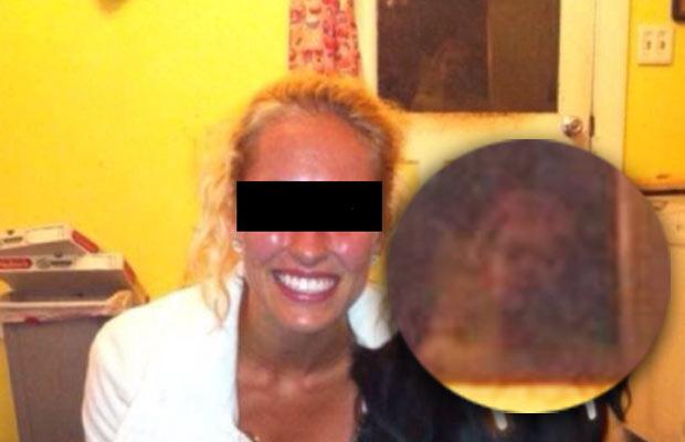 Aparicion fantasmal en una fotografia de Facebook Analista fotográfico afirma que una aparición fantasmal en una fotografía de Facebook es real