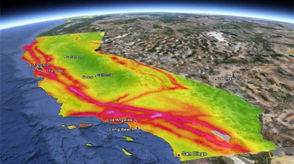 Big One Las profecías se están cumpliendo: Un gran tsunami devastará las costas de California