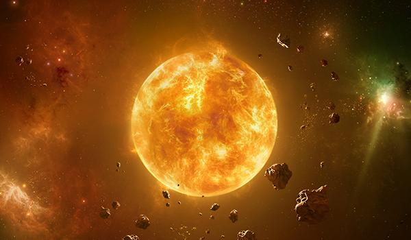 Campo magnetico del Sol
