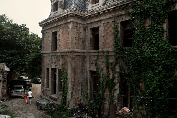 Chaonei Chaonei Nº 81, la mansión embrujada más famosa de China