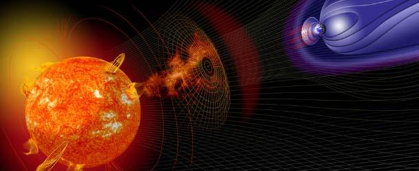 Inversion del campo magnetico del Sol - Científico de la NASA afirma que la inversión del campo magnético del Sol afectará la vida en la Tierra
