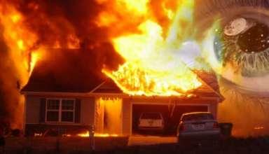 Premonicion 384x220 - Una niña salva a su familia de un incendio mediante una premonición