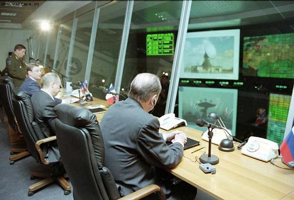 Centro de Control de Sistemas Espaciales
