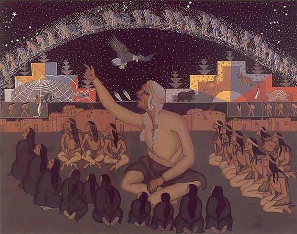 Estrella Kachina Azul - El cometa ISON y la última profecía de los Indios Hopi