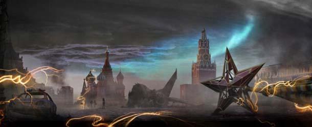 Invasion extraterrestre - Militar ruso admite que las Fuerzas Espaciales no están preparadas para una invasión extraterrestre