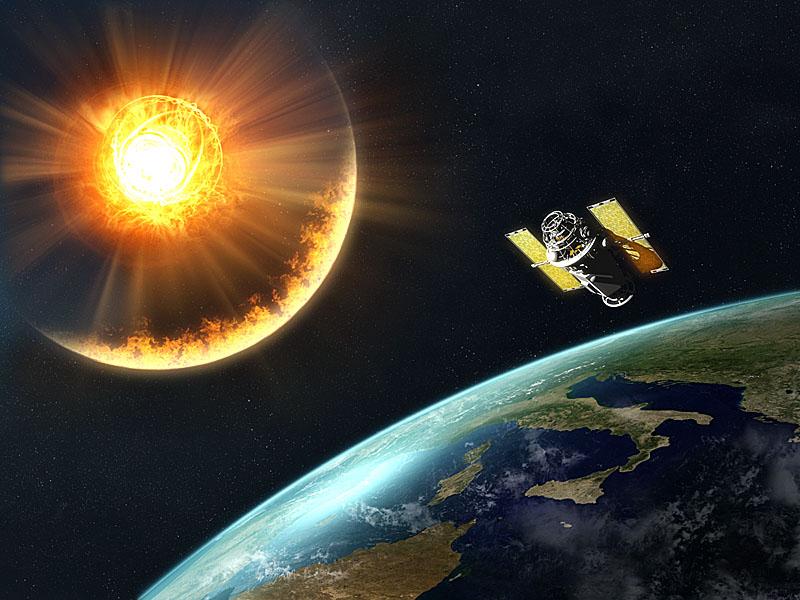 Llamaradas solares