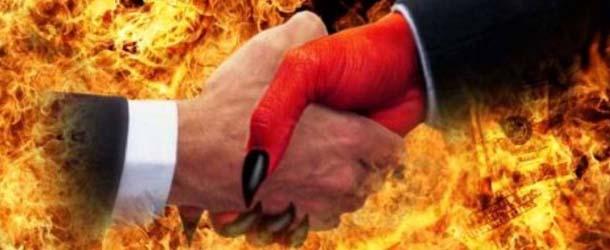 Pacto con el diablo - ¿Es posible hacer un pacto con el diablo?