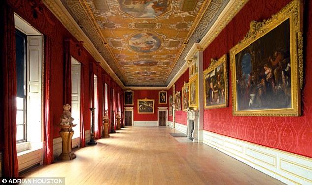 Palacio de Kensington El Príncipe George comparte habitación en el Palacio de Kensington con fantasmas de la realeza