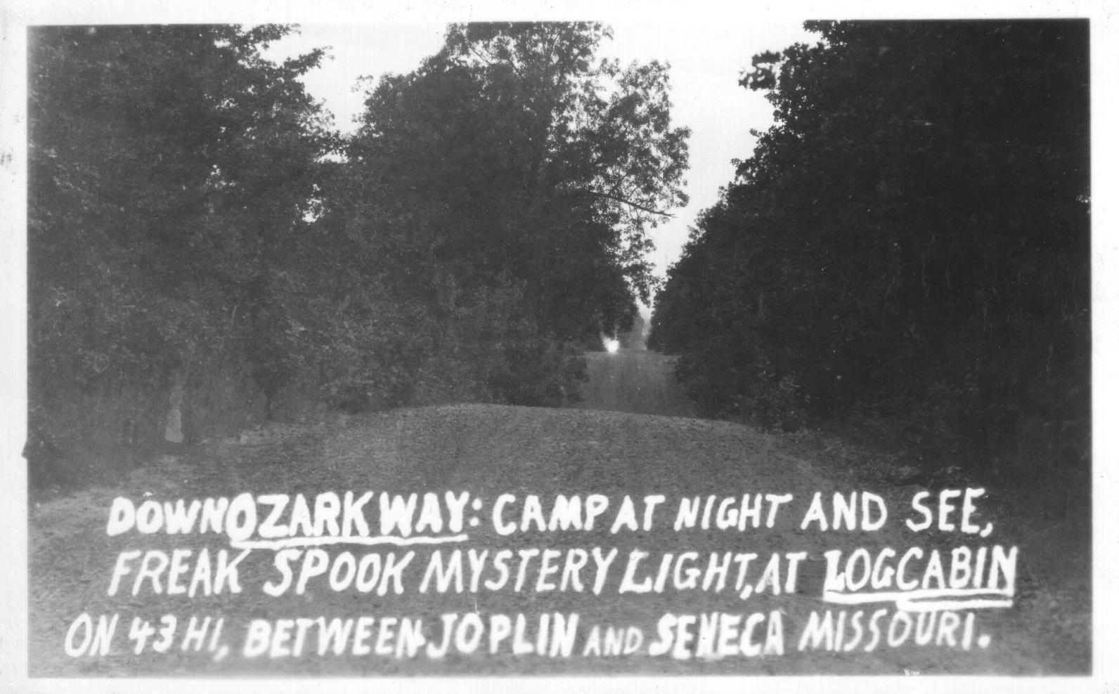 """Paseo del Diablo - La """"Luz Fantasma"""" de Missouri, un misterio que continúa sin explicación"""