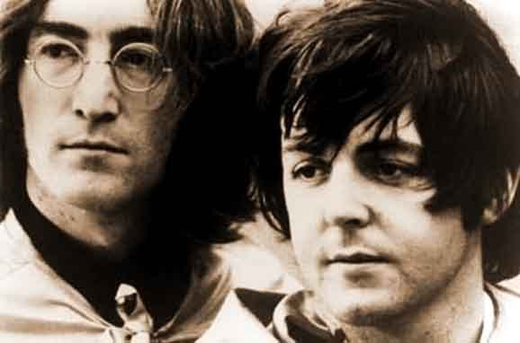 Paul McCartney John Lennon