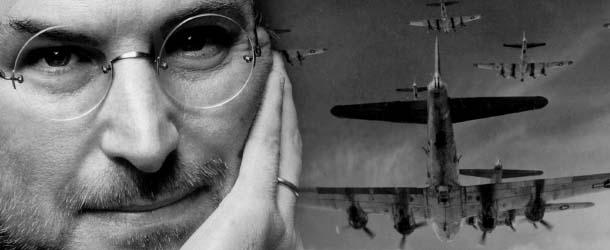 Steve Jobs vida pasada - Steve Jobs creía que era un piloto de combate de la Segunda Guerra Mundial en una vida pasada