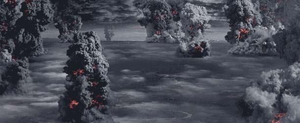 Super volcan de Yellowstone - Científicos alertan de la inminente erupción del súper volcán de Yellowstone