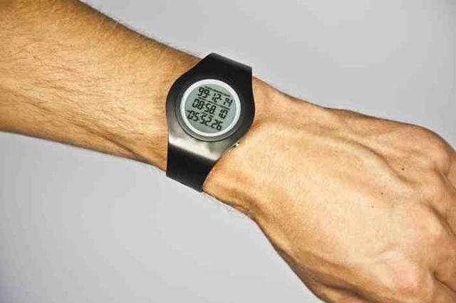 Tikker el reloj que predice la hora de tu muerte Tikker, el reloj que predice la hora de tu muerte