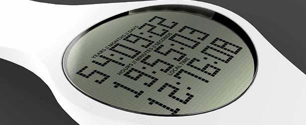 Tikker, el reloj que predice la hora de tu muerte