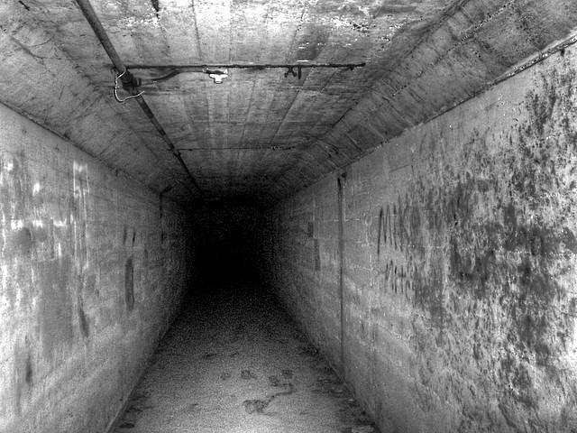 Túnel de la muerte Waverly Hills