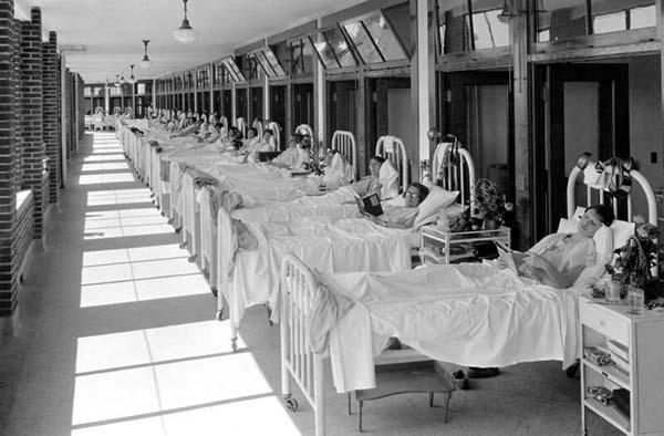 Waverly Hills - Los fantasmas del sanatorio Waverly Hills