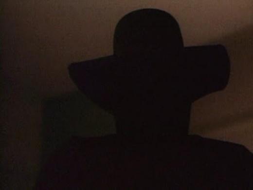 Apariciones Hombre del Sombrero