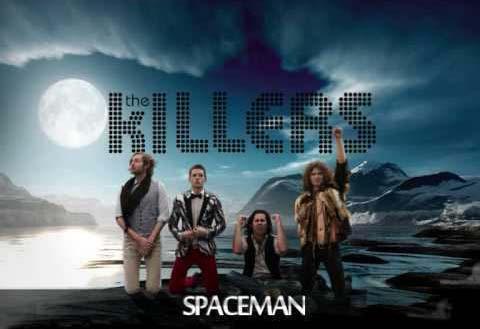 Cancion Spaceman - El batería del grupo musical The Killers afirma haber sido testigo de un avistamiento ovni en Nevada