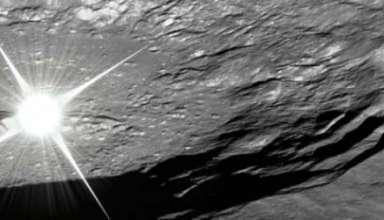Crater Aristarco 384x220 - La anomalía del cráter Aristarco: ¿Evidencias de bases extraterrestres en la Luna?