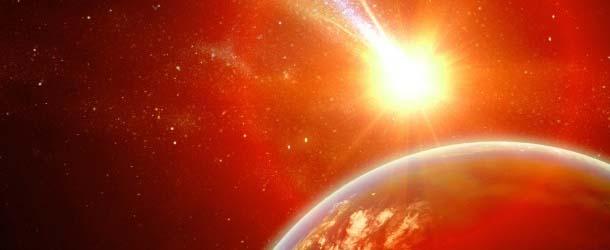 Fuerzas demoniacas comentas meteoritos - Fuerzas demoníacas acompañan a los cometas y meteoritos