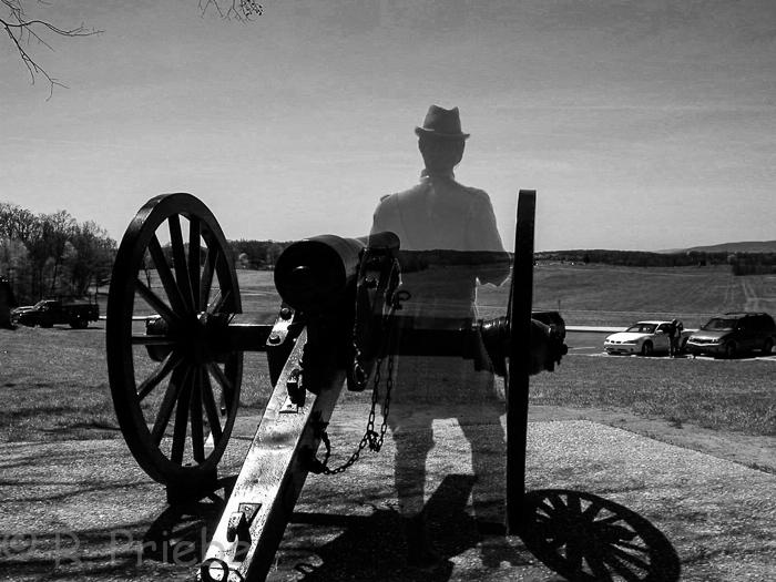 Gettysburg - Los fantasmas de Gettysburg