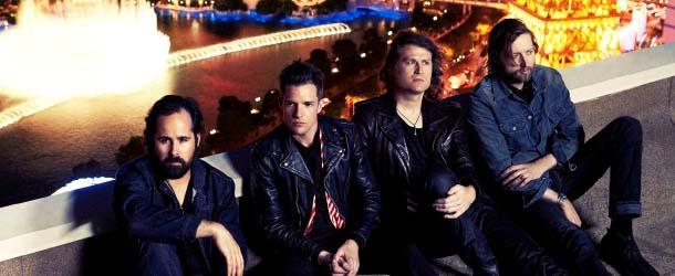 El batería del grupo musical The Killers afirma haber sido testigo de un avistamiento ovni en Nevada