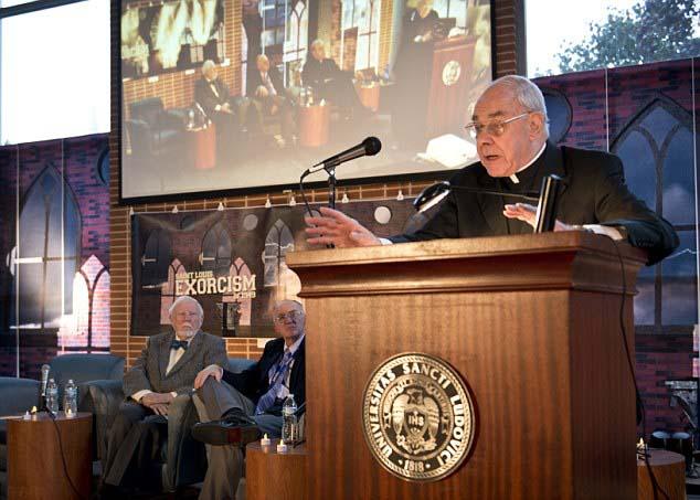 """Universidad de San Luis Expertos se reúnen para debatir el caso real de 1949 que inspiró a la película """"El Exorcista"""""""