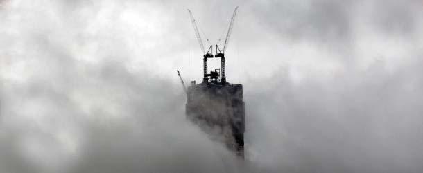 Escalofriante One World Trade Center - Escalofriante sonido procedente del One World Trade Center desconcierta a los neoyorquinos