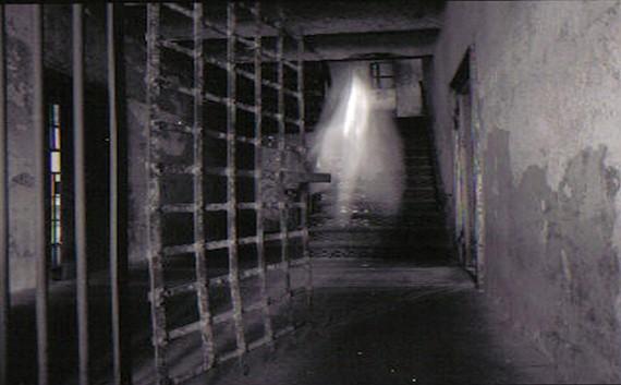 Fantasmas Los fantasmas de la antigua cárcel de Charleston