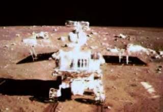 Rover lunar chino 320x220 - El rover lunar chino revela que Estados Unidos no pisó la Luna