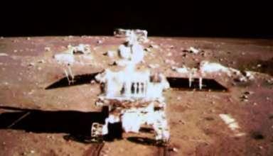 Rover lunar chino 384x220 - El rover lunar chino revela que Estados Unidos no pisó la Luna