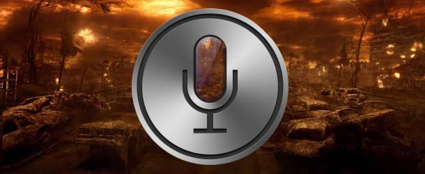 Siri fin de los tiempos - Siri, la asistente virtual de Apple, predice el fin de los tiempos