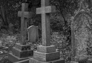 Vampiro Highgate 320x220 - El vampiro del cementerio de Highgate