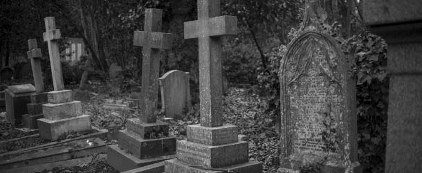 Vampiro Highgate - El vampiro del cementerio de Highgate